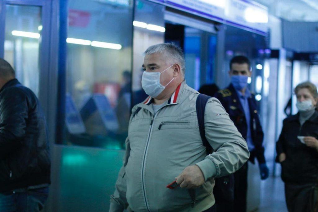 В Петербурге коронавирусом заразилось еще 839 человек