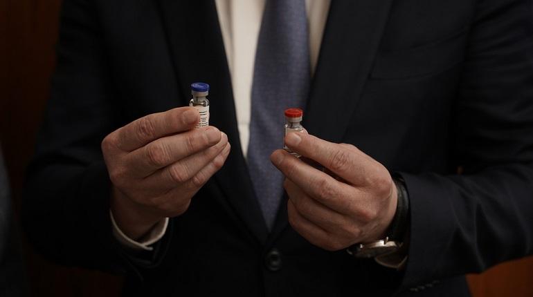 В Петербург доставили более 18 тысяч доз вакцины «Спутник V»