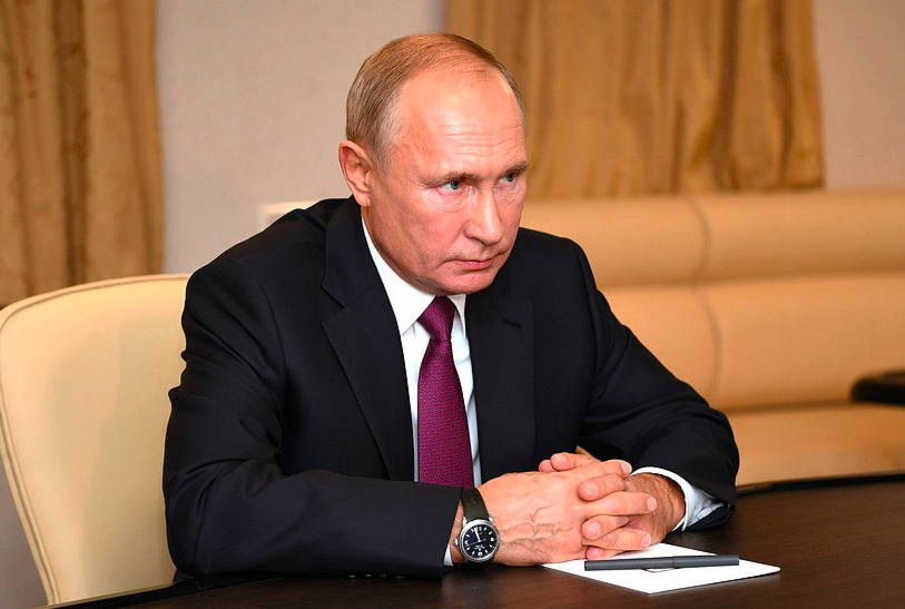 Стала известна возможная дата послания Путина Федеральному собранию