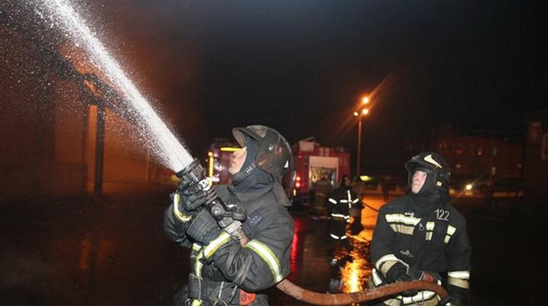 При квартирном пожаре в Ленобласти погибли два подростка