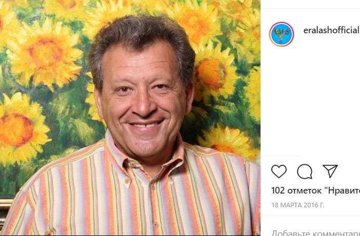 Создатель «Ералаша» Борис Грачевский госпитализирован с коронавирусом