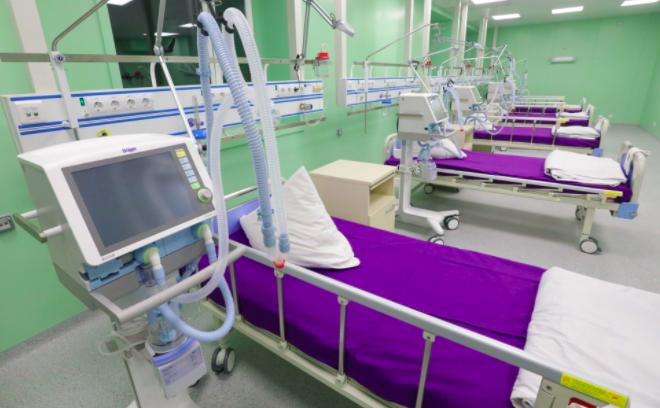 В Колпино достроили новый корпус больницы №33