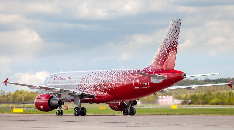 В 2021 году самолеты авиакомпании «Россия» 22 раза столкнулись с птицами