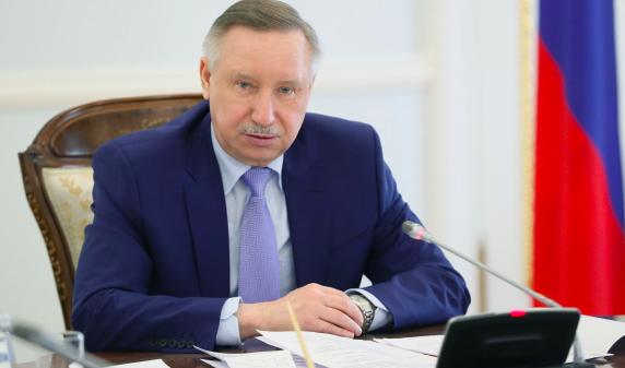 Губернатор Петербурга Беглов назвал главные слова 2020 года