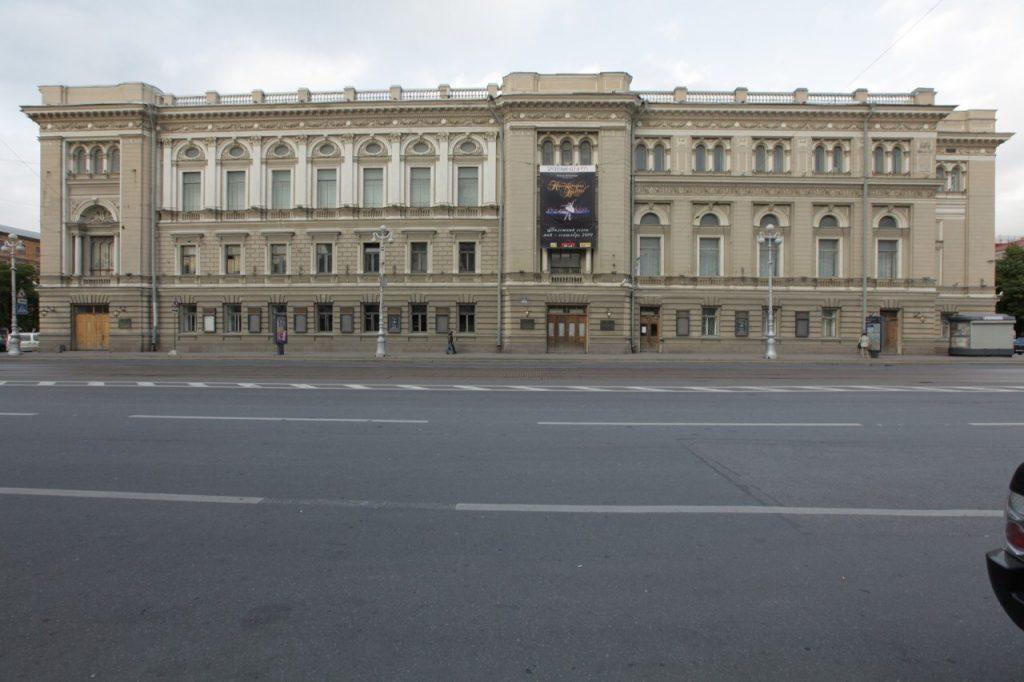 В Петербурге рассмотрят дело о хищения на реставрации консерватории