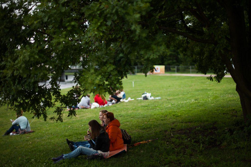 Названы парки, которые петербуржцы выбрали для благоустройства в 2022 году