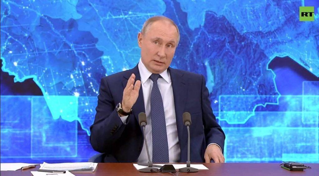 Эксперт рассказал, чего ожидает от выступления Путина перед Федеральным собранием