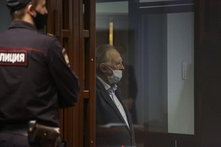 Апелляция адвоката историка Соколова на приговор поступила в суд Петербурга
