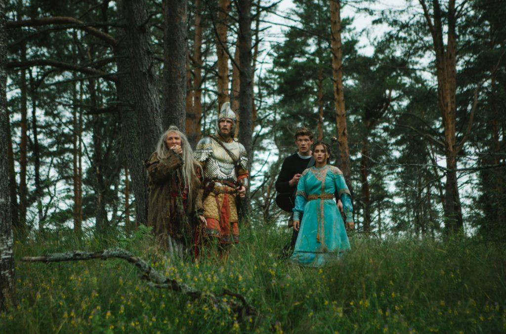 Фильм «Последний богатырь собрал более миллиарда рублей в прокате