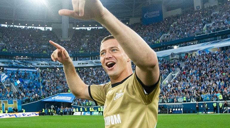 Стало известно о продлении контракта «Зенита» с Михаилом Кержаковым