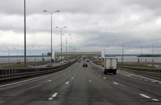 К 2024 году реконструируют развязку КАД с Кронштадским шоссе