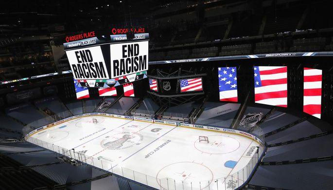 «Вашингтон» обыграл «Бостон» в матче НХЛ