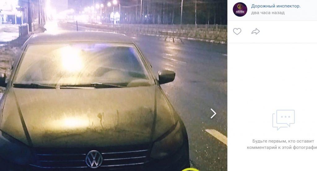На проспекте Испытателей задержали водителя с поддельными правами