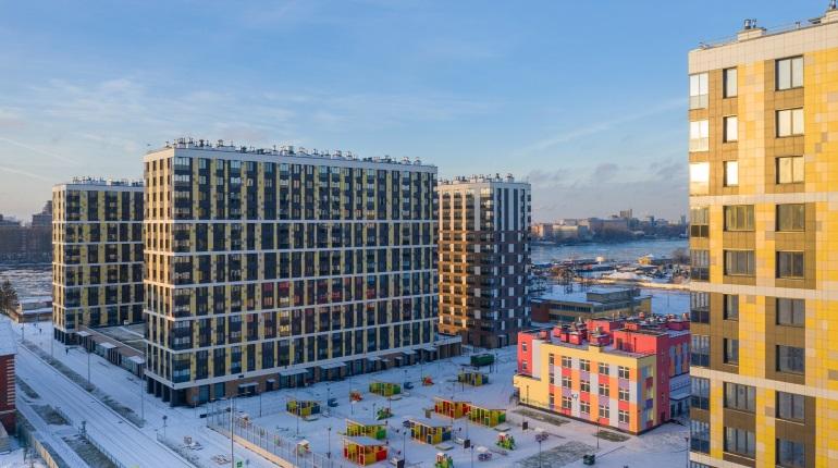 SetlGroupпостроил детский сад на Октябрьской набережной