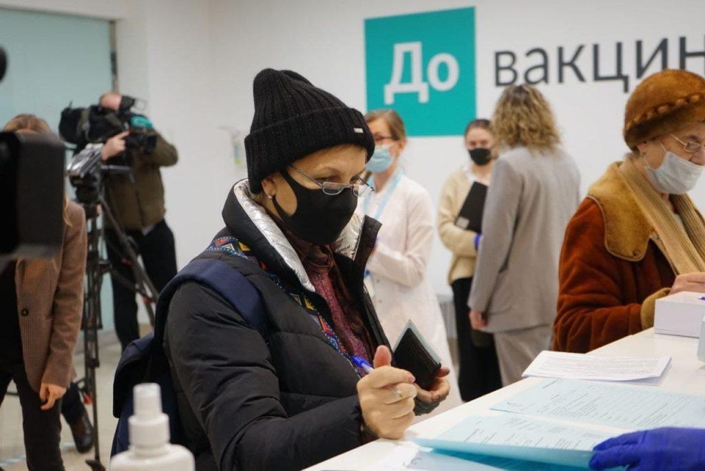 В ТРК «Гулливер» открывается новый пункт вакцинации от COVID
