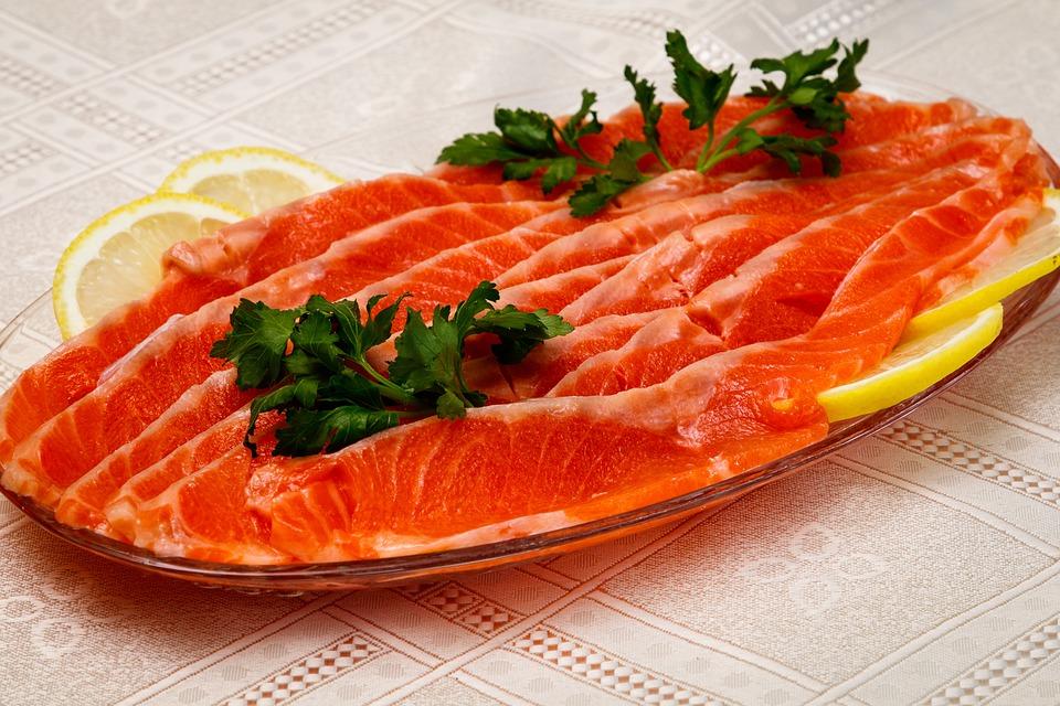 Рыбная диета может спасти от сердечных заболеваний
