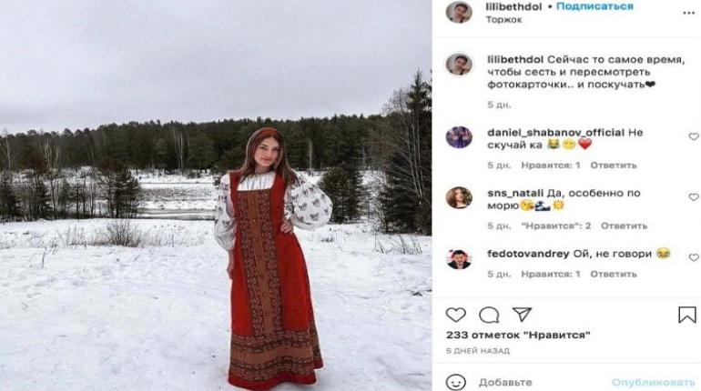 Благовещенка спела песню Путину и президент пожелал ей успеха в поступлении в Гнесинку