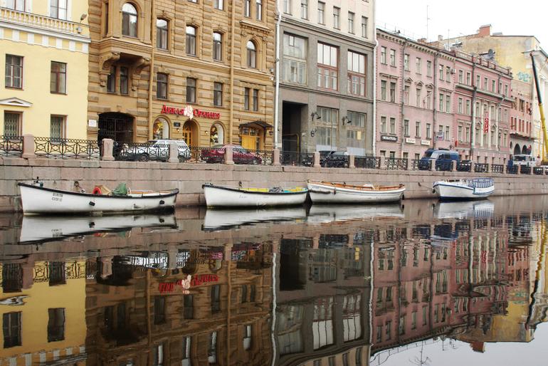 Петербургский архитектор предложил «закопать» Неву под землю