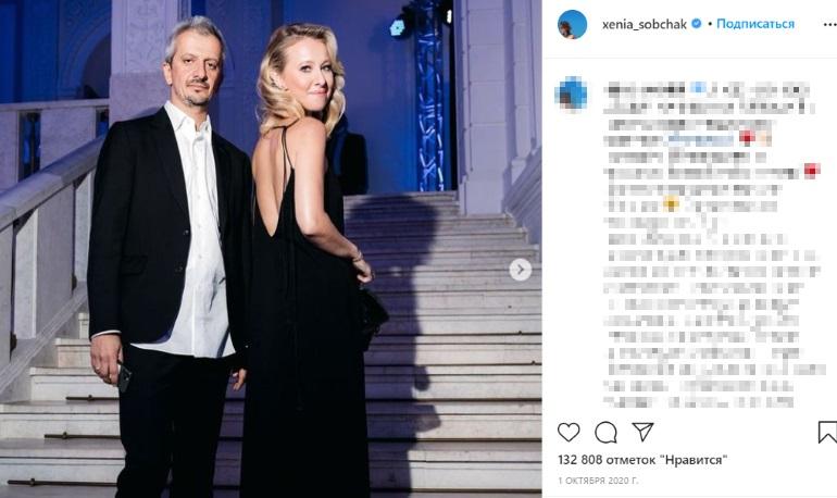 Богомолов впервые вступился за Собчак после ДТП: «Все стали жертвами»