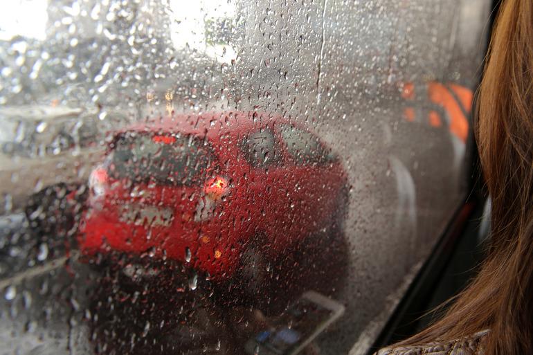В пятницу петербуржцев вновь ожидает дождливая погода