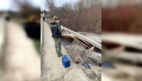 В Ленобласти задержали мужчину, который забил знакомого молотком и скинул его тело в реку