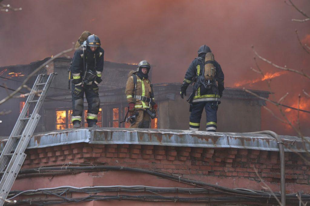 АО «Невская мануфактура» оштрафовали на 1 млн за поврежденные пожаром исторические объекты