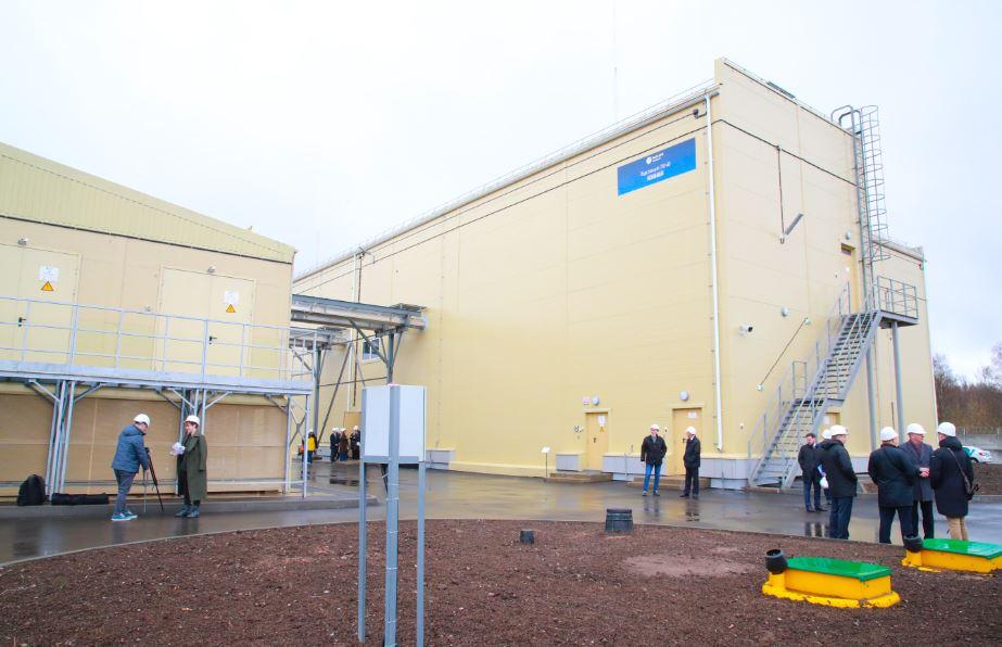 В Приморском районе ввели новую цифровую электроподстанцию «Конная»