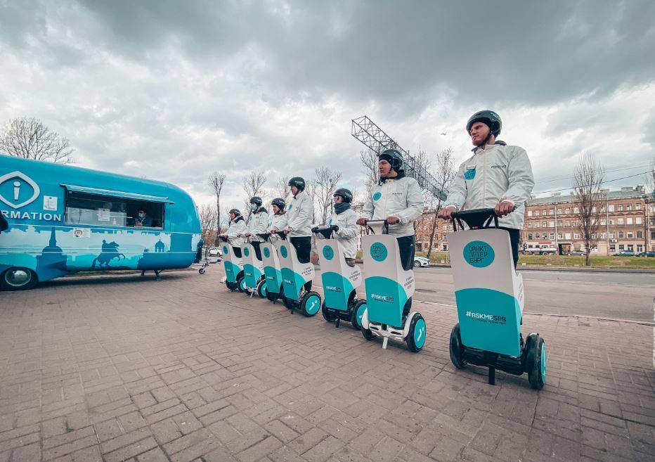 Служба «Ask me SPb» поможет туристам сориентироваться в центре Петербурга