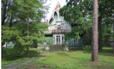 На месте «Дачи Кинга» в Зеленогорске появятся отели