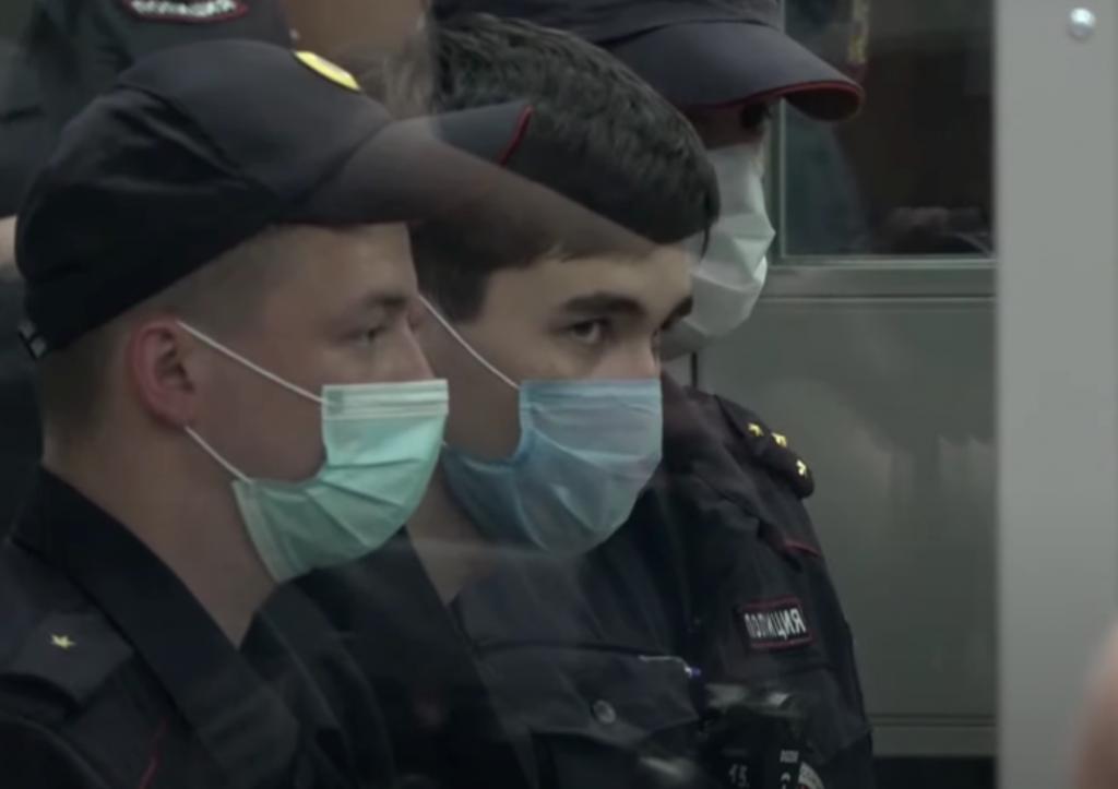 Расстрелявший 7 школьников в Казани подросток Галявиев сидит в петербургском СИЗО уже неделю