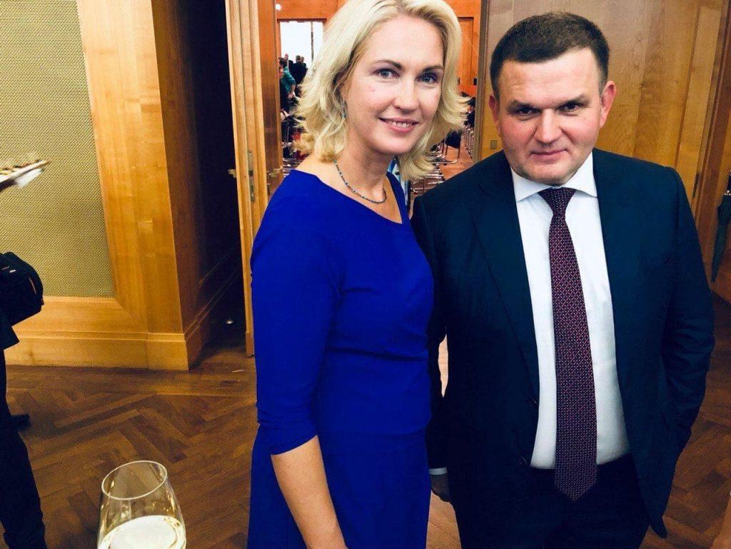 Сергей Перминов поддержал немецкого политика Швезиг по вопросу строительства «Северного потока — 2»