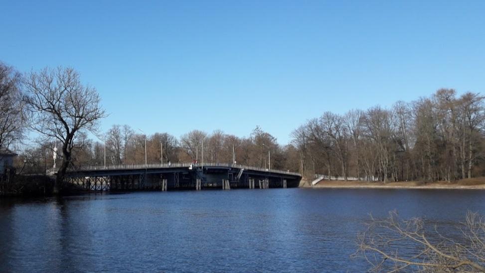 В Петербурге 1-й Елагин мост ушел на капитальный ремонт