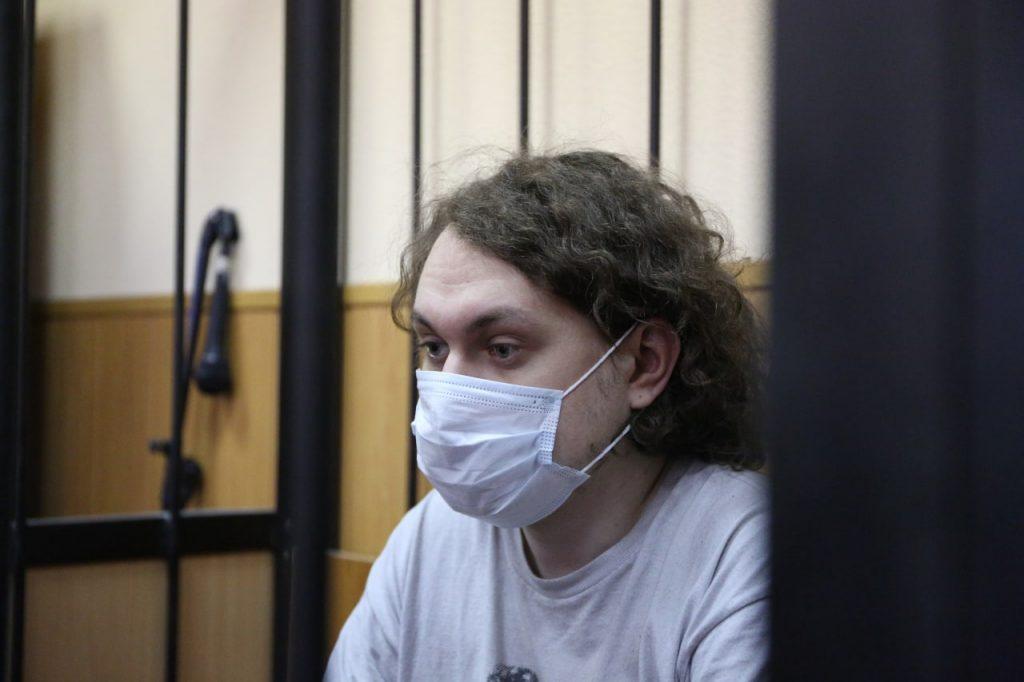 Юрия Хованского арестовали на 2 месяца за оправдание терроризма