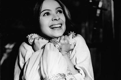 Скончалась исполнительница главной роли в «Трех орешках для Золушки»
