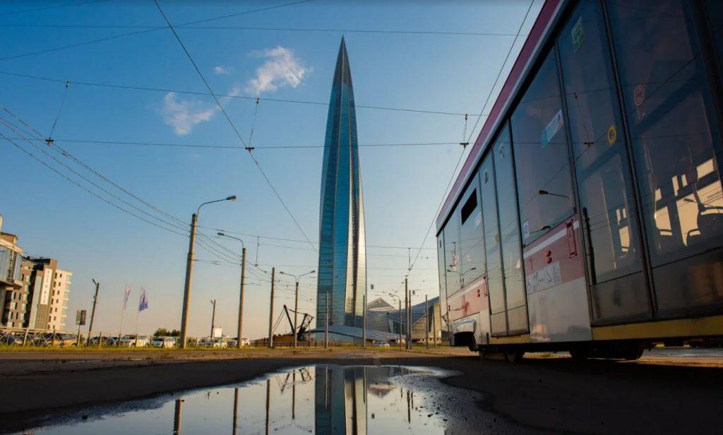 Путин рассказал, как переезд штаб-квартиры Газпрома повлияет на Петербург