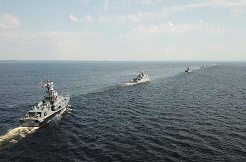 В Петербурге введут ограничения в связи с репетицией Военно-морского парада