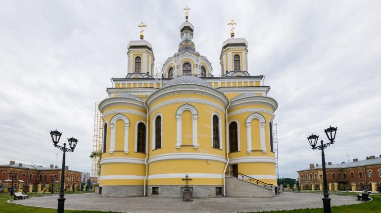В Петербурге полным ходом идет реставрация киновии Александро-Невской Лавры