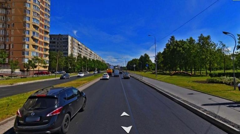 Девятиклассницу сбила машина на проспекте Луначарского