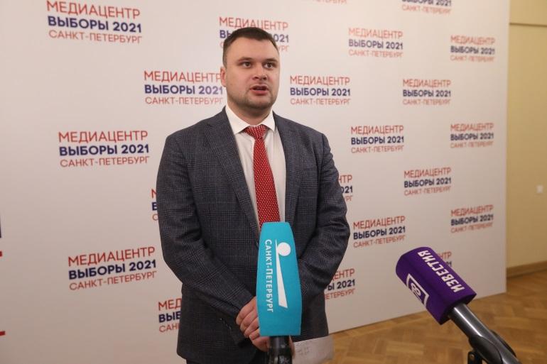 В Петербурге объяснили видео с нарушениями на выборах