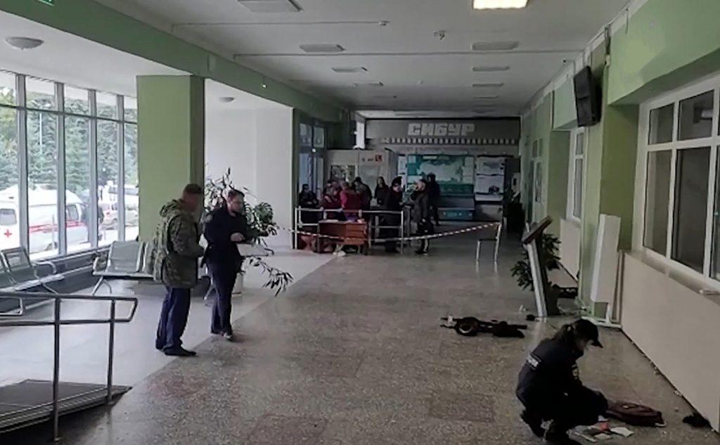 Мать устроившего стрельбу в Перми рассказала о сыне