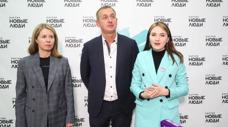Партия «Новые люди» готова обжаловать итоги выборов в 17 округе Петербурга
