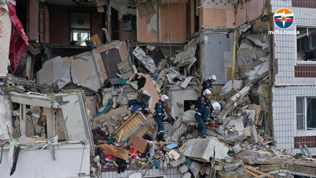 Число погибших при взрыве газа в Ногинске увеличилось до пяти