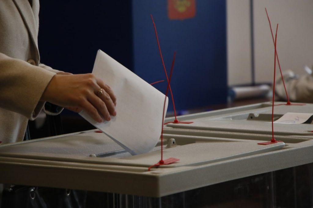 Член избиркома Петербурга: «о нарушениях, связанных с фальсификациями, сообщений нет»