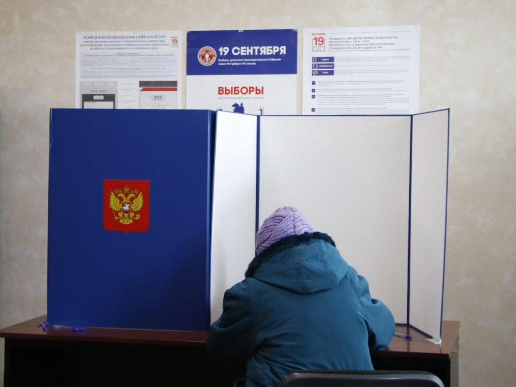 За выборами в Петербурге будут наблюдать около 2 тысяч представителей Общественной палаты