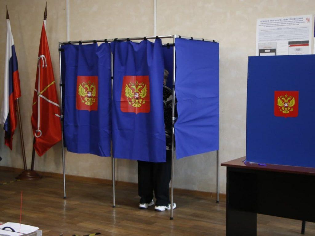 Петербургский ГИК объяснил засилье «спортсменов» на выборах