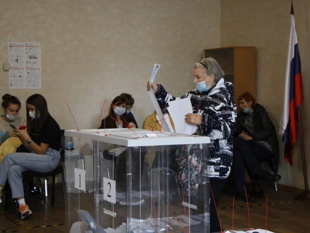 В выборах Петербурга примут участие более 6 тыс. наблюдателей