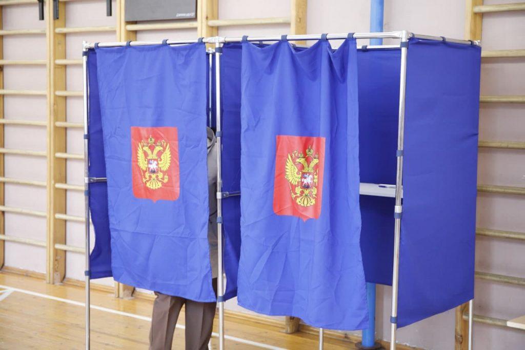 Главу горизбиркома Чечину не смутили 60 тысяч голосующих на дому в Красносельском районе