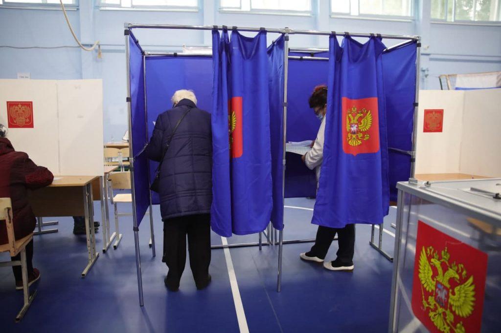ЦИК: обработаны более 33% протоколов УИК в Госдуму. «ЕР» уверенно лидирует