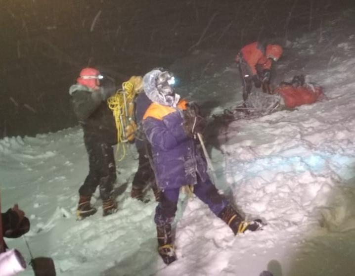 Следственный комитет проводит проверку после гибели альпинистов на Эльбрусе