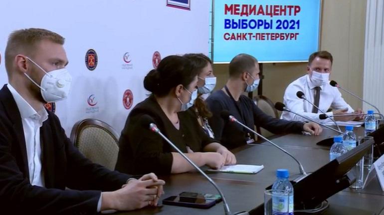 Экспертов из Италии впечатлило видеонаблюдение на избирательных участках в Петербурге